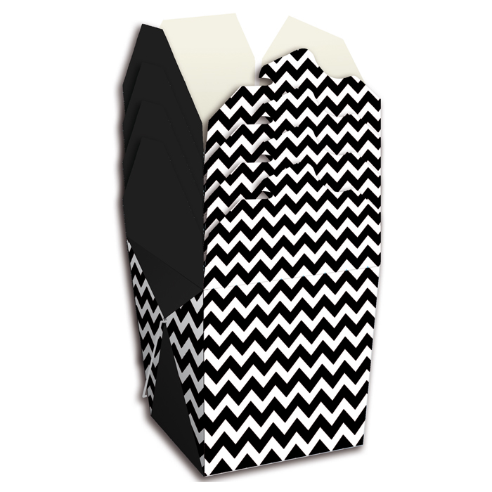 E2618-Noodle-Box-Black-and-White-Chevron