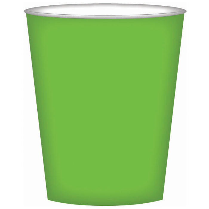 E3499-Lime-Green-Cups
